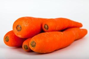 Vitamin A Gehalt von Karotte