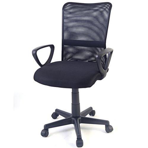 Schreibtischstuhl ergonomisch  Bürostuhl Chefsessel Stuhl Schreibtischstuhl Arbeitshocker ...