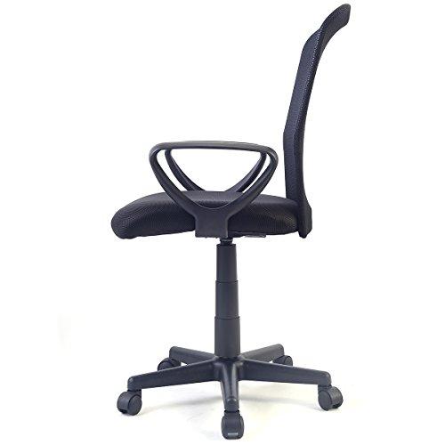 Drehstuhl ergonomisch  Bürostuhl Chefsessel Stuhl Schreibtischstuhl Arbeitshocker ...