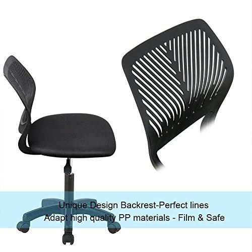 Schreibtischstuhl ergonomisch  Schreibtischstuhl,IWMH Bürostuhl Schreibtischstuhl ...